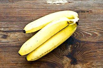 Plátano.
