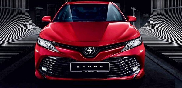 all new camry india launch corolla altis review team bhp 2019 toyota hybrid second teaser video released has teased its before indian