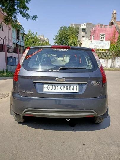 Used 2012 Ford Figo MT for sale in Ahmedabad 742783
