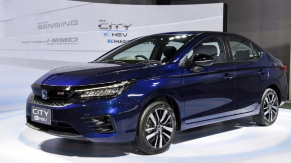 New Honda City e:HEV (Hybrid) TVC Video Out, India Launch in Offing