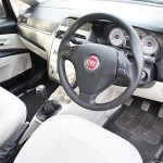 2012 Fiat Linea Review Interior Day 2
