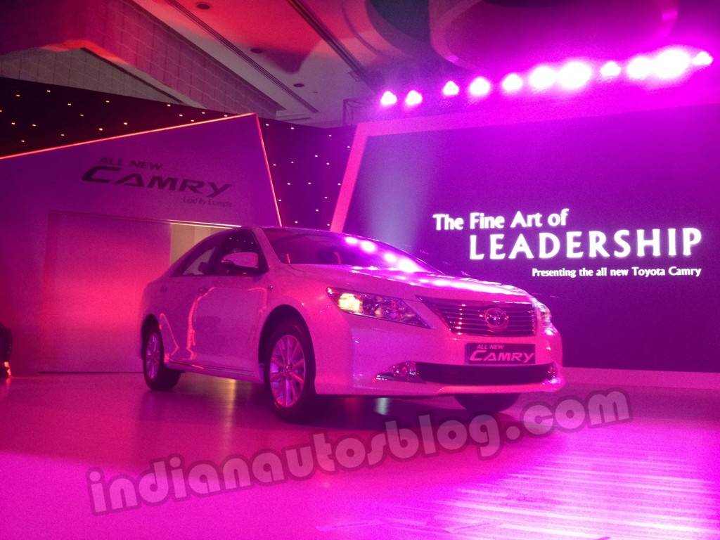 all new camry india launch grand avanza veloz 1.5 2016 breaking toyota launched at 23 8 lakhs