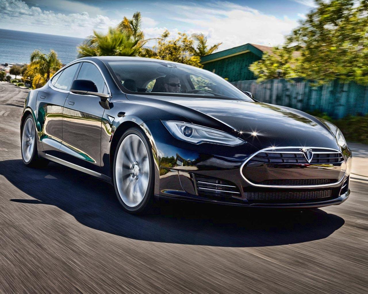 Electric Car Tesla X Price In India