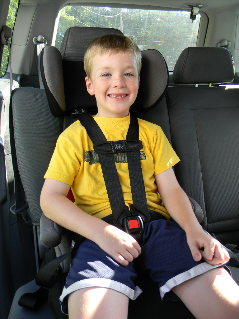 India to make Child Restraint System mandatory from Oct 1