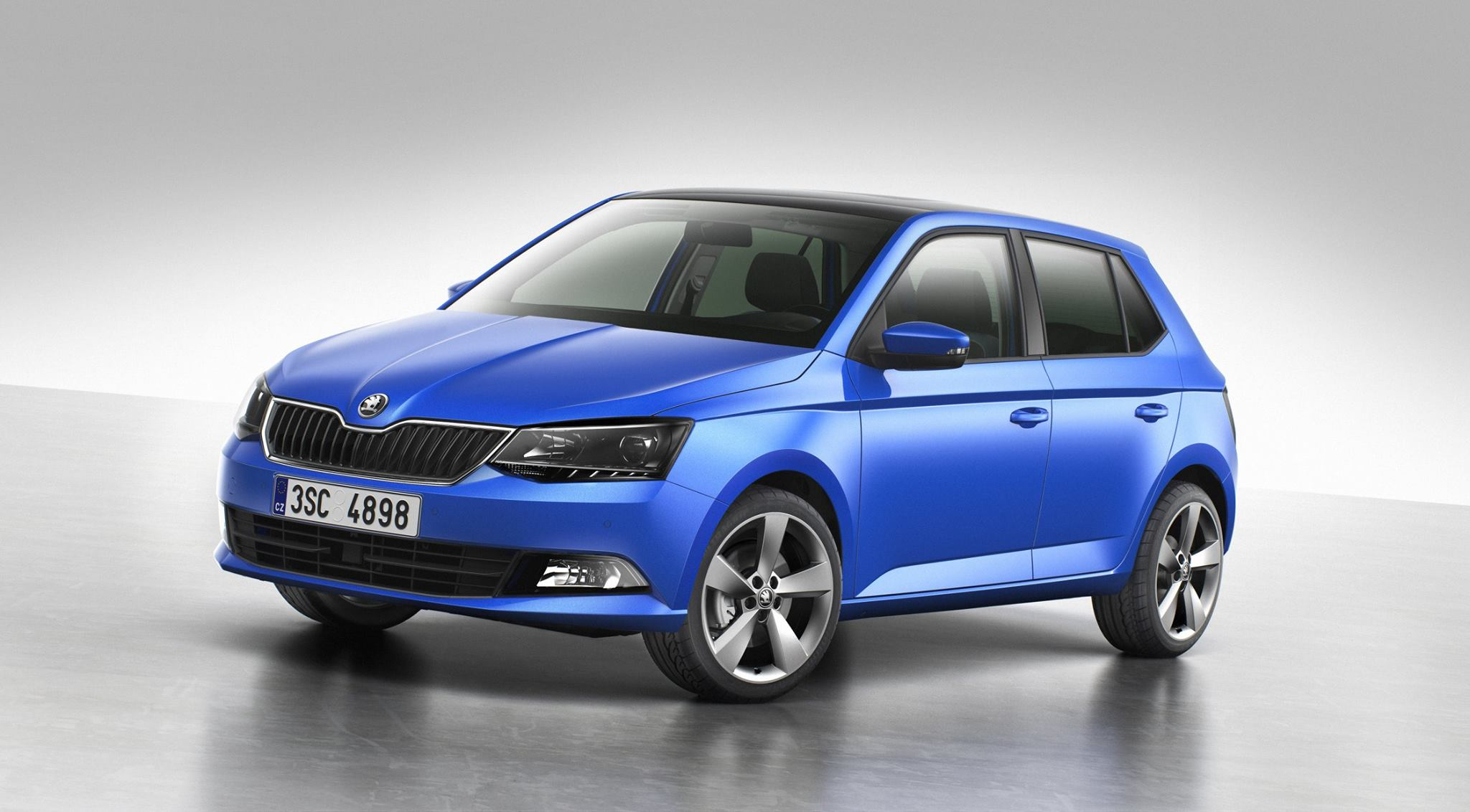 2015 Skoda Fabia Production To Commence By August End