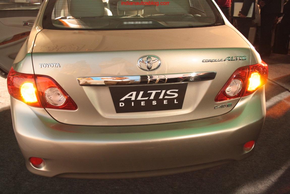new corolla altis diesel automatic pajak grand avanza 2016 2010 toyota rear