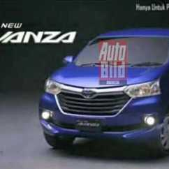 Grand All New Avanza 2016 Harga Matic 2015 Toyota Brochure Shots Leak Front Three Quarter Shot