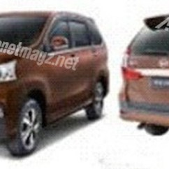 Review Toyota Grand New Veloz Yaris Ia Trd 2015 Daihatsu Xenia Rebadged Avanza Images Leaked 2016 Front And Rear Three Quarter Official