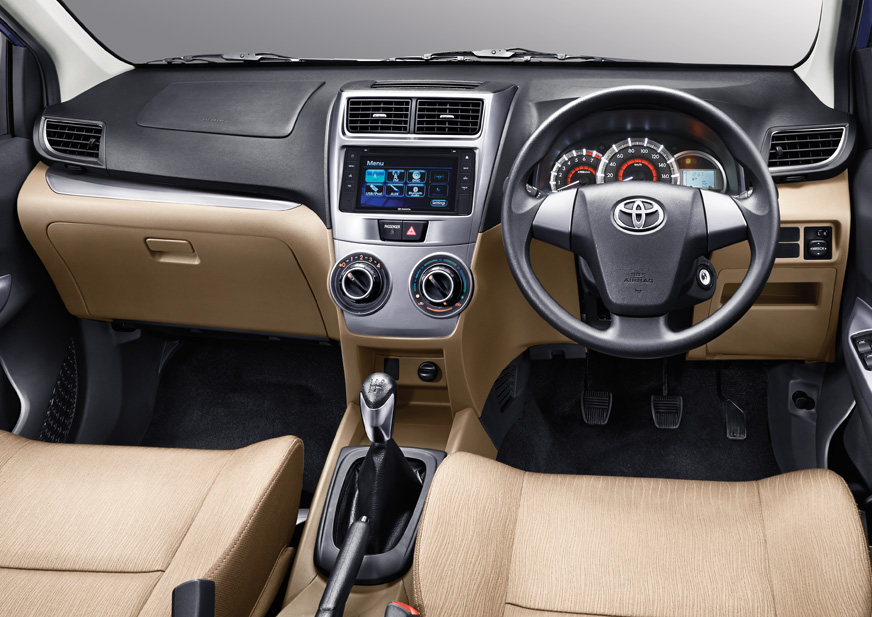 grand all new avanza 2016 corolla altis vs civic toyota launched in indonesia 2015 interior press image