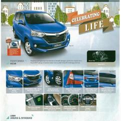 Grand New Avanza E 2015 Harga All 2016 Toyota Feature List Leaks