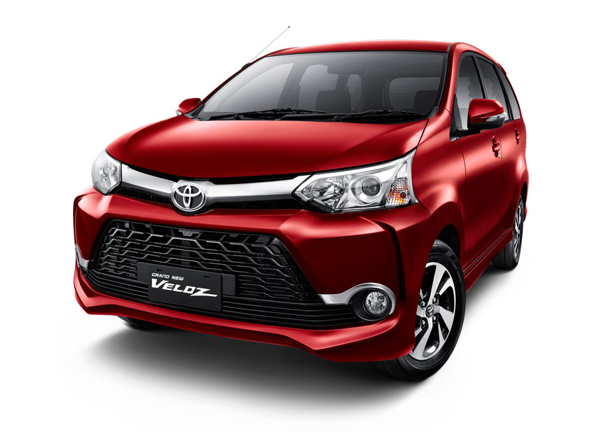grand new avanza veloz 1.5 harga otr medan toyota launched in indonesia 2015 front three quarterpress image