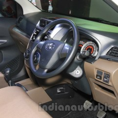 Grand New Toyota Avanza 2015 Dimensi 2016 And Veloz Iims Live Interior At The