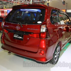 Grand New Avanza Veloz 1.5 Toyota Yaris Trd Merah 2013 And Iims 2015 Live