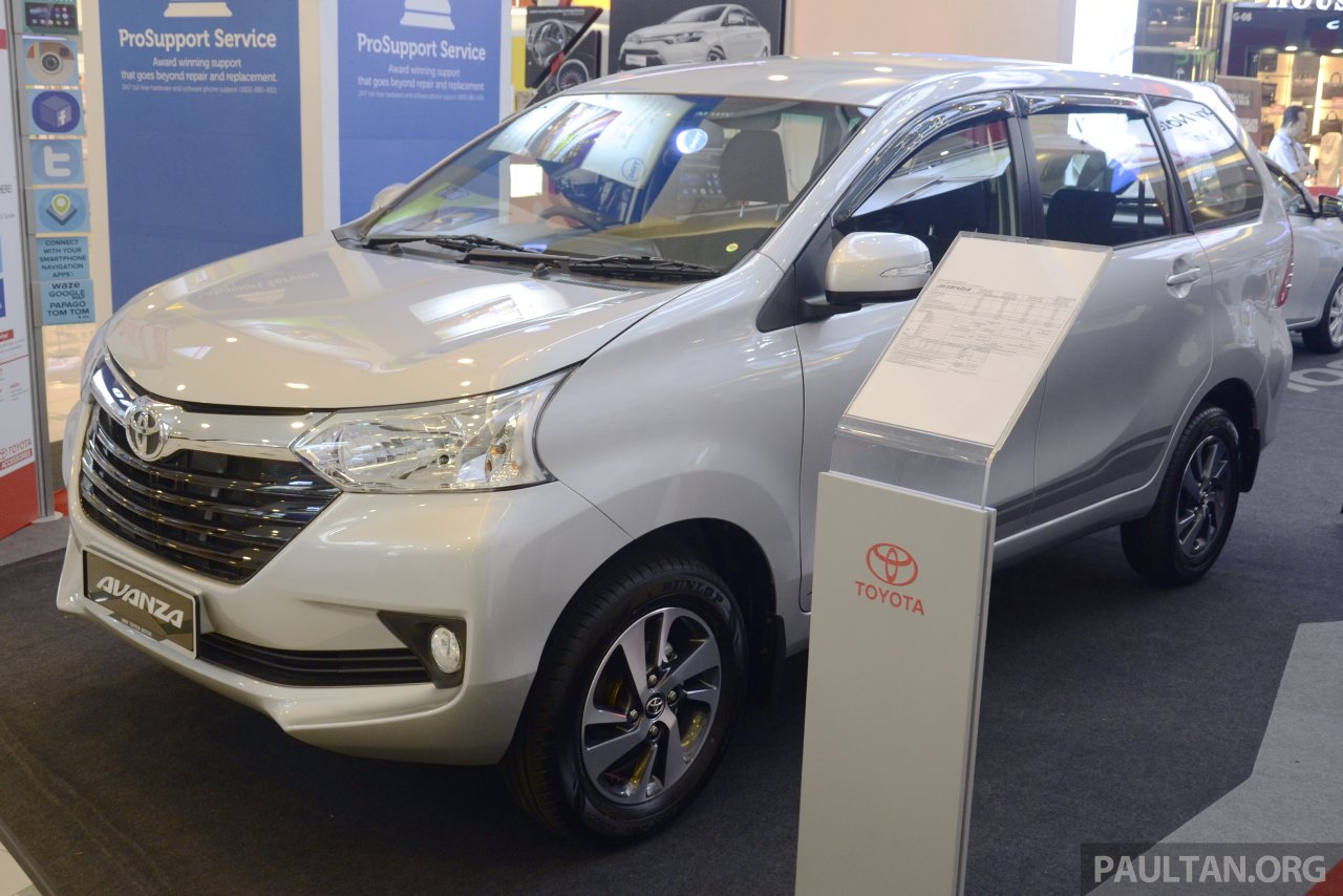 grand all new avanza 2016 jual kijang innova toyota spotted in malaysia prices leaked