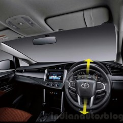Grand New Kijang Innova V 2015 All Venturer 2016 Toyota Launched In Indonesia From Inr 13 59 Lakh Dash View Press Images