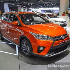 New Yaris Trd 2017 Harga All Kijang Innova 2016 Type G Toyota To Ride On Tnga B Platform Sportivo Front Quarter At Bims
