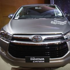 All New Kijang Innova Crysta Grand Avanza Veloz 1.5 A/t Toyota Fortuner Prices Hiked In India