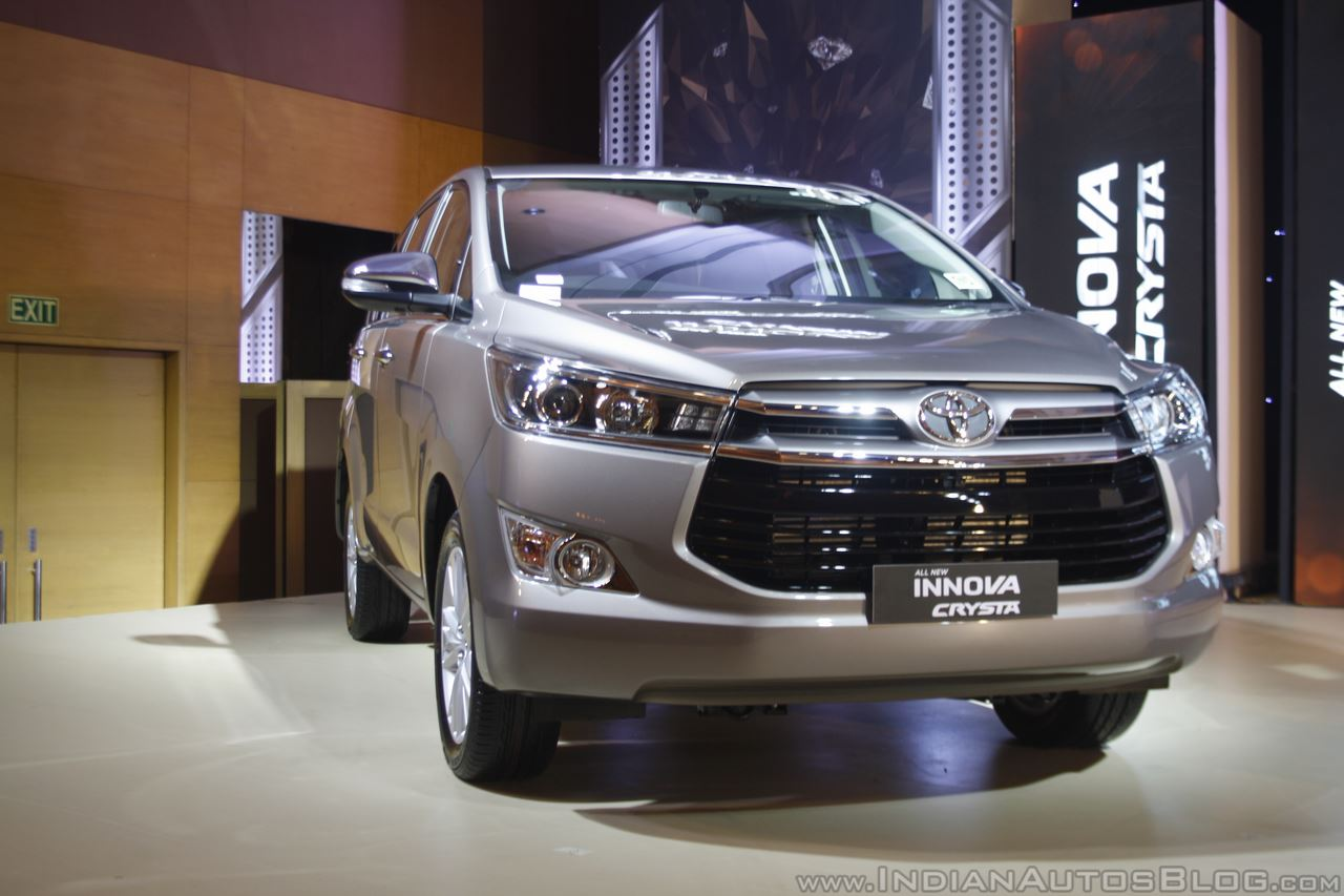 all new kijang innova crysta grand avanza 2016 toyota updates and fortuner with stop start system updated