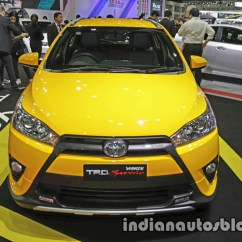 Toyota Yaris Trd Sportivo Manual Grand New Avanza Abs Special Edition Front At The