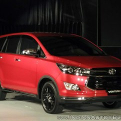 Toyota All New Innova Venturer Pilihan Warna Grand Avanza 2015 Touring Sport Edition To Launch In April