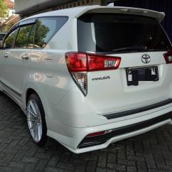 Bodykit All New Kijang Innova Grand Avanza 1.3 E Std M/t Toyota Crysta Custom Body Kit By Ativus