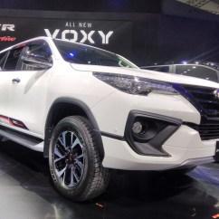 All New Toyota Camry 2018 Thailand Kijang Innova The Legend Reborn 2017 Fortuner Trd Sportivo - Giias Live