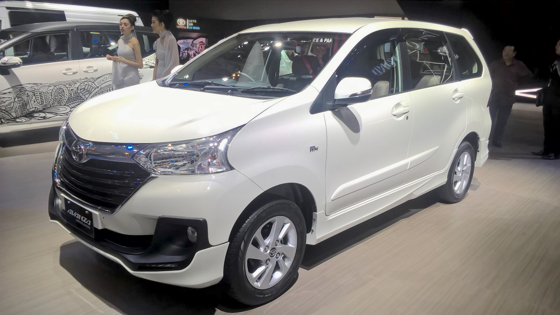 all new avanza veloz 2019 grand 2018 toyota limited edition 2017 giias live