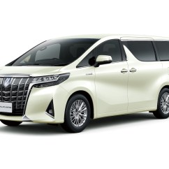 All New Alphard Facelift Toyota Yaris Trd Sportivo 2014 2018 And Velfire Officially Revealed