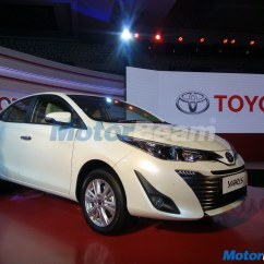 Toyota Yaris Trd India Kelemahan Grand New Veloz Sedan Unveiled In To Launch April This Year