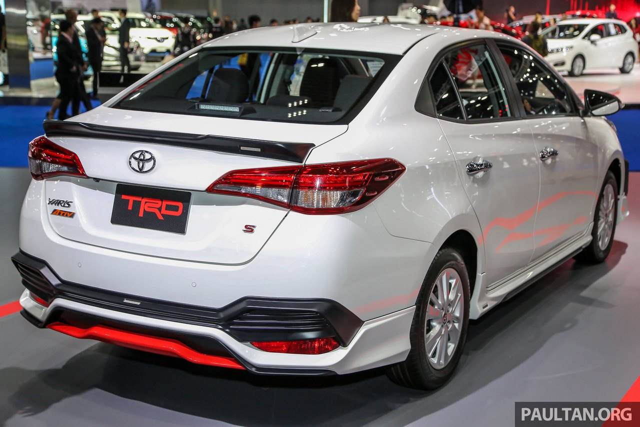 toyota yaris trd grand new avanza grey variant of the india bound unveiled in