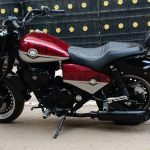 This Royal Enfield Classic 350 Is A Harley Davidson Fat Boy Wannabe