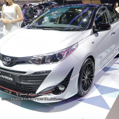 Toyota Yaris Trd Sportivo 2018 Price Gambar Grand New Avanza Edition Showcased At Giias