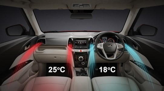 Mahindra XUV300 pre-bookings open, new interior images released