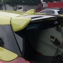Toyota Yaris Trd Spoiler New Sportivo 2014 2018 Facelift Spied Completely Undisguised Image Gallery Spy Shots