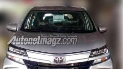 all new toyota avanza veloz 2019 bodykit kijang innova series facelift leaked in indonesia 0 comments