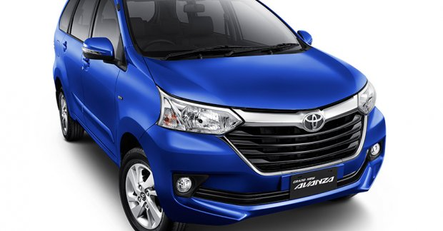 launching grand new avanza 1.3 g m/t toyota launched in indonesia