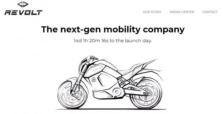 Revolt Intellicorp to launch its AI enabled motorcycle on