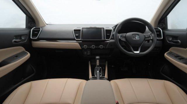 2020 Honda City Dashboard