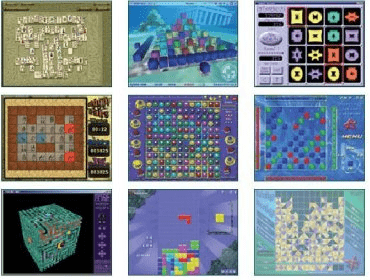 101 Puzzle  Logic Games  Software Informer An all in