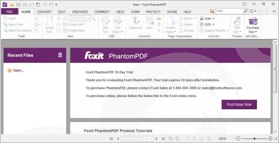 foxit phantom pdf activation