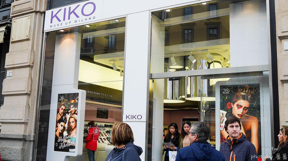 義大利必買平價彩妝KIKO~超越專櫃品質的唇膏.眼影.腮紅 - 盈盈 棉花糖女孩