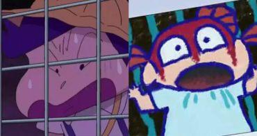 《蠟筆小新》中最恐怖的 8 個故事,連大人看都會嚇出一身冷汗!-動漫的故事