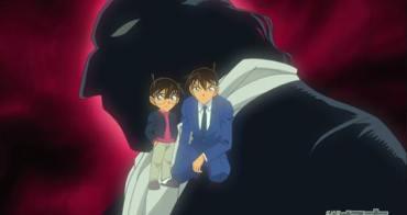 《名偵探柯南》動畫來到999集,柯南跟優作共同推理出黑衣組織BOSS的身份,還是日本最強大的人!-動漫的故事