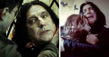 《哈利波特》誰最痴心的人?最痴心的「他」在第一集就出現,石內卜只能排第二 - 我們用電影寫日記