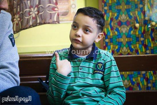 بالصورالطفل أحمد السيسى نجم ذا فويس كيدزوالدتى اختارت