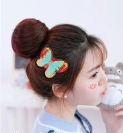 custom design baby girls hair