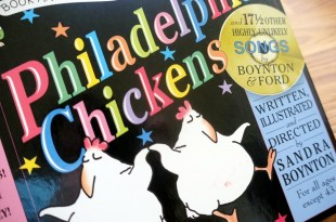 獲葛萊美獎提名的音樂CD書 星光閃亮的Philadelphia Chickens 17位名人跨刀錄製