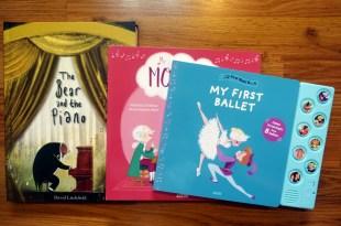 又被燒到,音樂音效書大集合 My First Ballet Music Book世界古典芭蕾舞曲