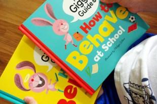 同大爺書單|The Giggly Guide of How to Behave at School 媽媽需要的育童聖經