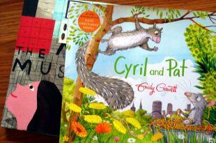 精選共讀書單|Cyril and Pat|不一樣也能是朋友,得獎繪本大集合